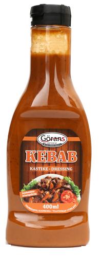 Görans kebabdressing 400ml