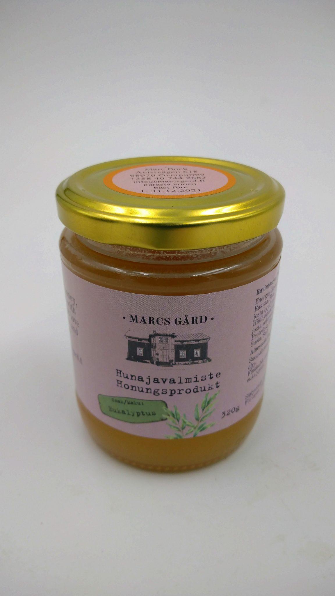 Honungsprodukt, eukalyptus